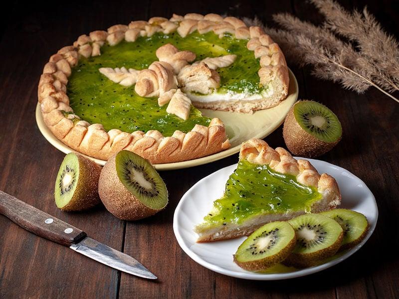 27+ Tasty Kiwi Recipes