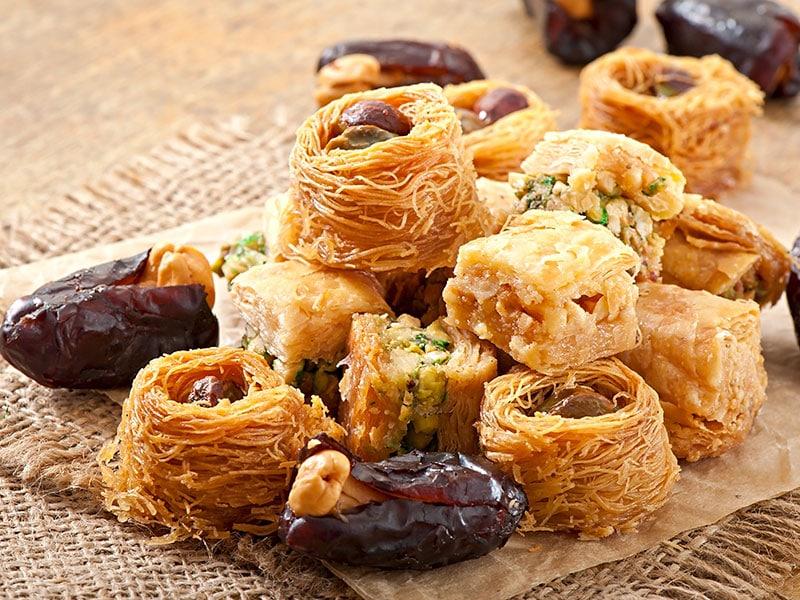 15 Ridiculous Lebanese Desserts