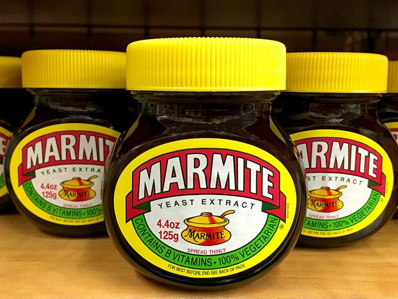 Marmite Sauce