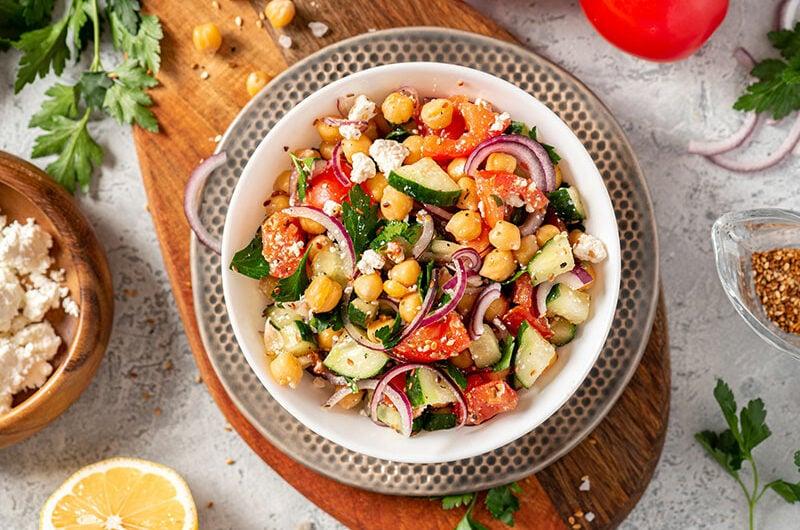 28 Mediterranean Vegetarian Recipes
