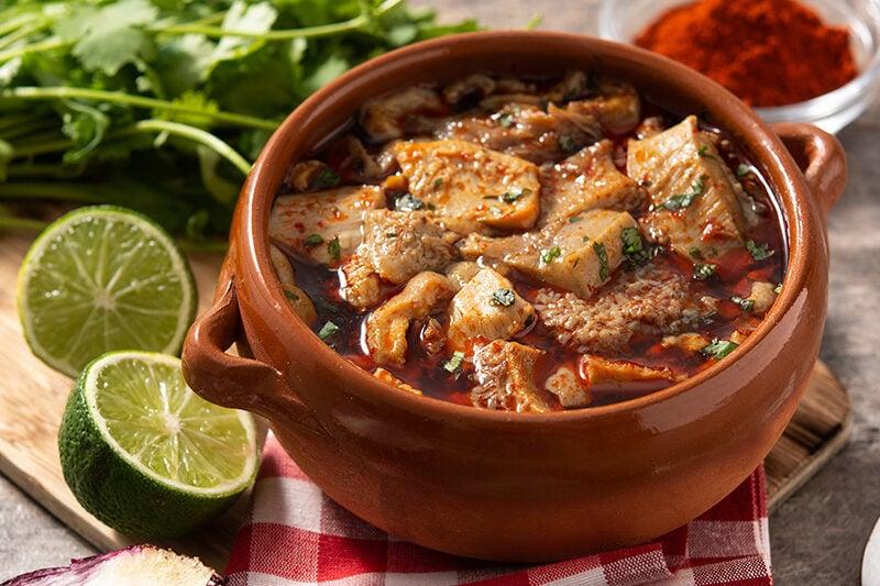 Mesmerizing Mexican Crockpot