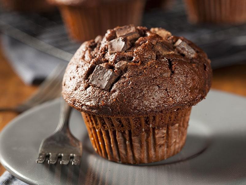 Muffin Pastry Breakfast