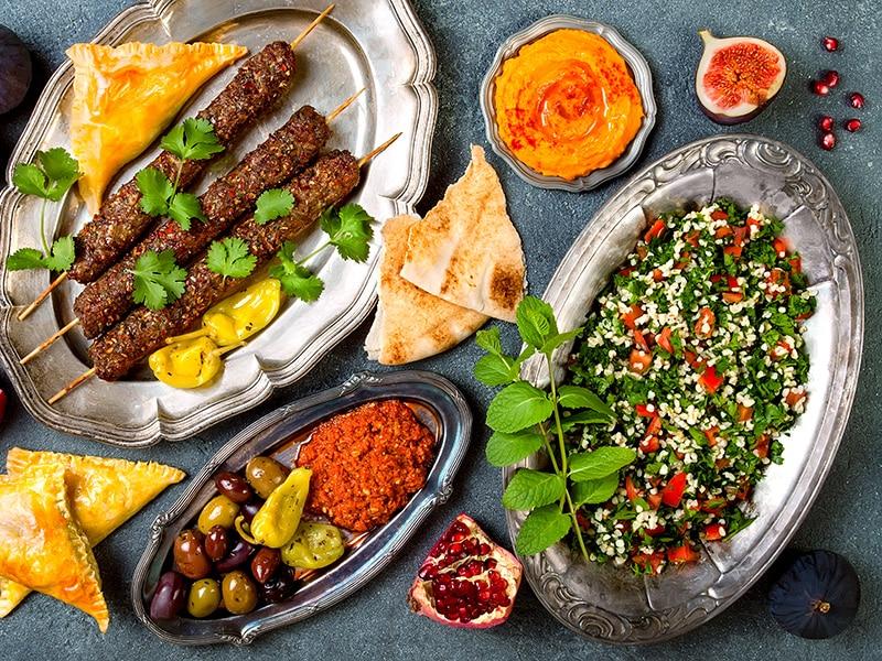 30 Original Middle Eastern Recipes