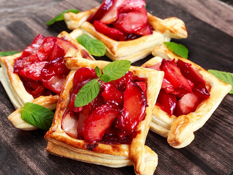 Puff Pastry Pies