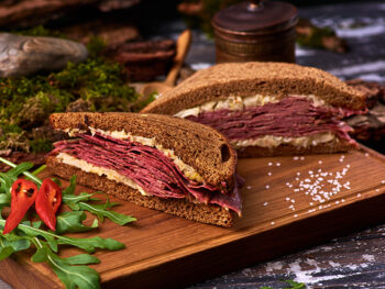 Serve With Corned Beef