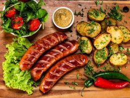 Serve With Sausage