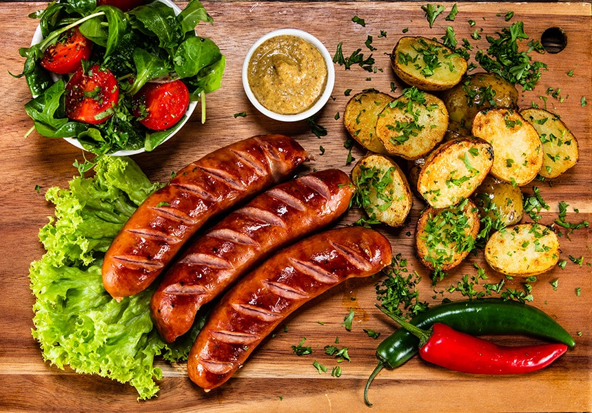 What To Serve With Sausage?