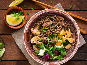 Toothsome Japanese Recipes