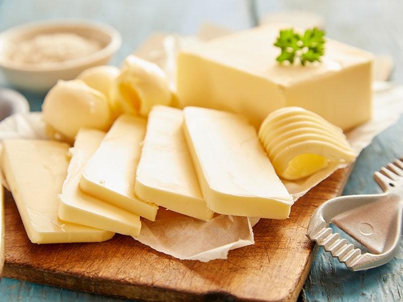Butter Sliced