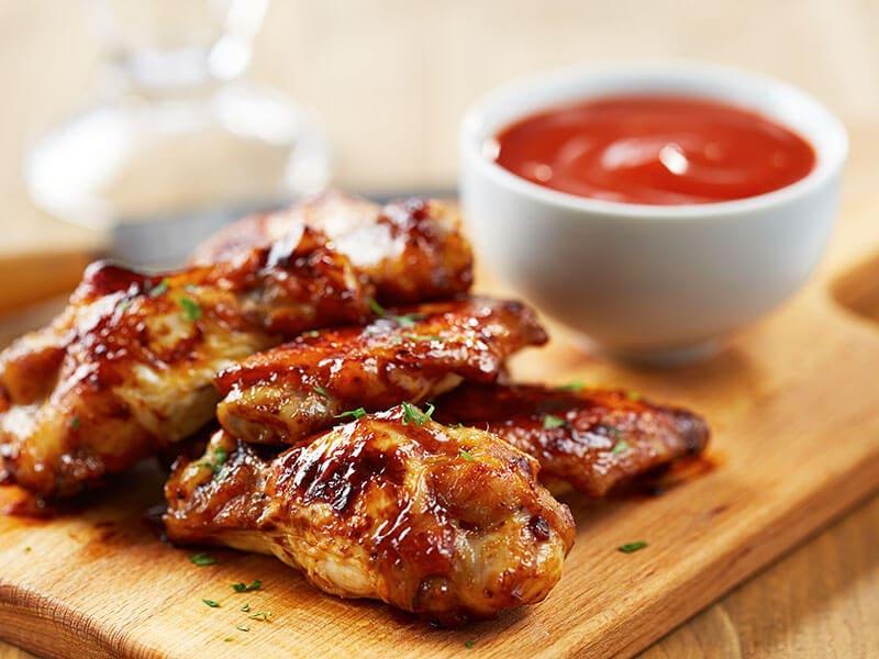 Chicken Sriracha Sauce