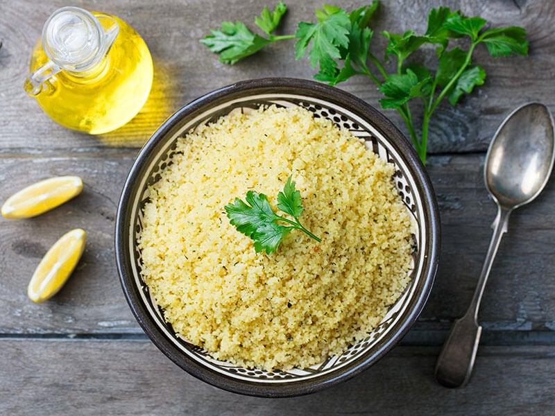 Couscous Rice