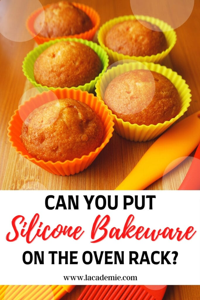 Do You Put Silicone Bakeware Directly On The Oven Rack