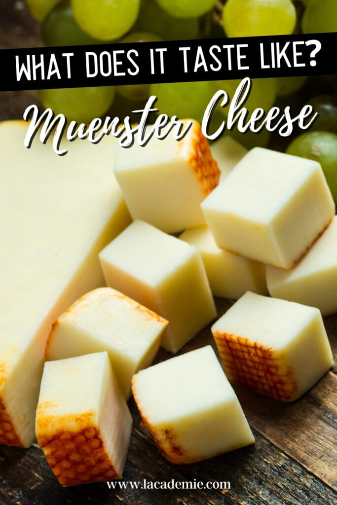 What Does Muenster Cheese Taste Like
