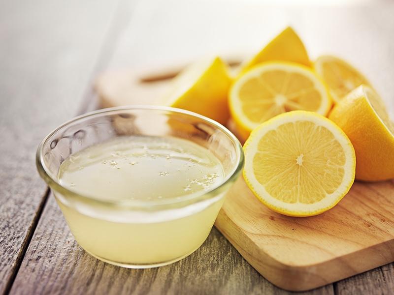 Lemon Juice Bowl