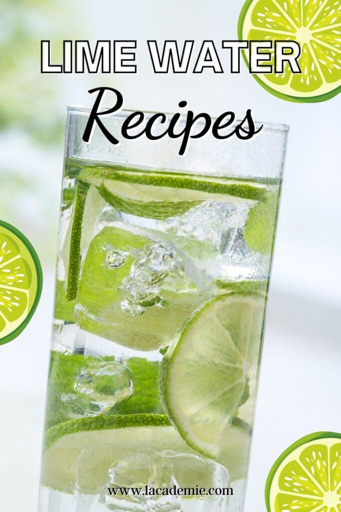 Lime Water Recipes