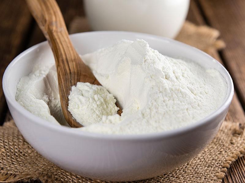 Portion Milk Powder