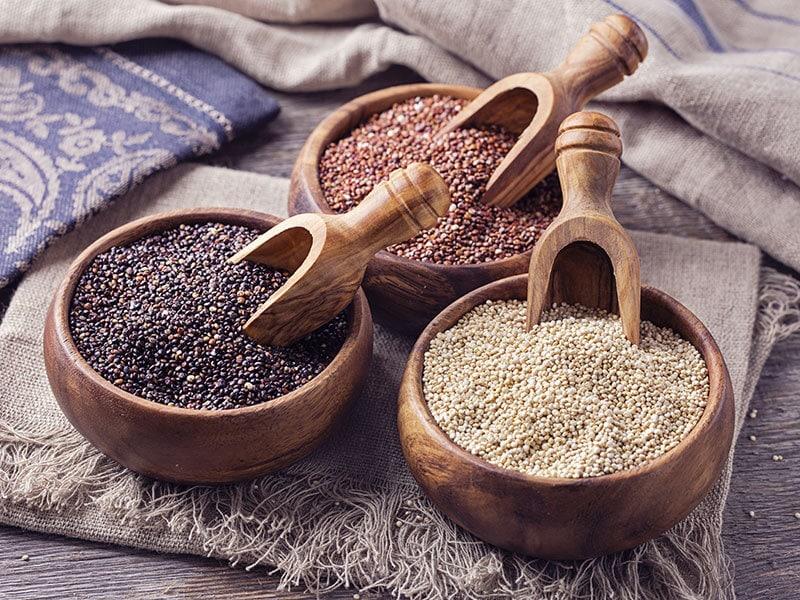 Quinoa Substitute Arborio Rice