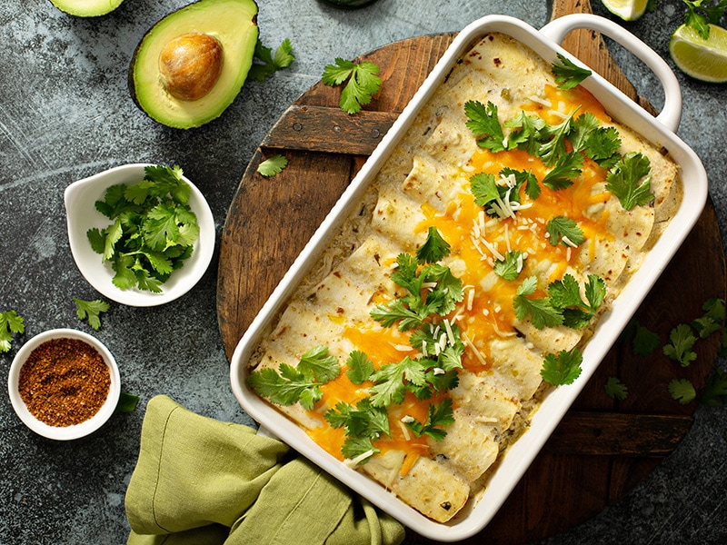 What To Serve With Enchiladas?