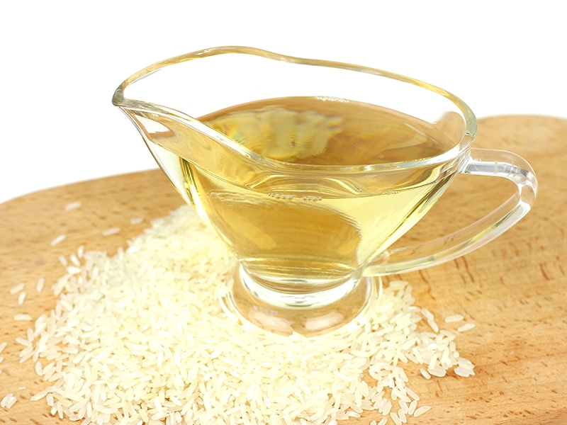 Vinegar White Rice