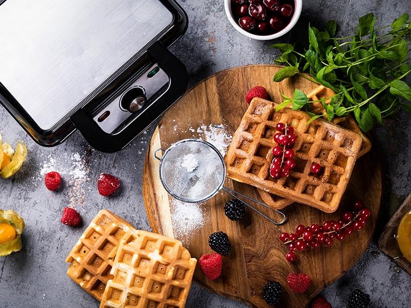 30+ Waffle Iron Recipes