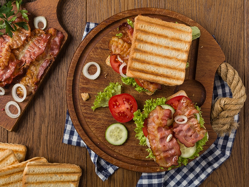 What To Serve With BLT Sandwiches