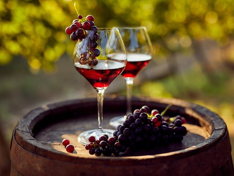 White Vinegar Red Wine