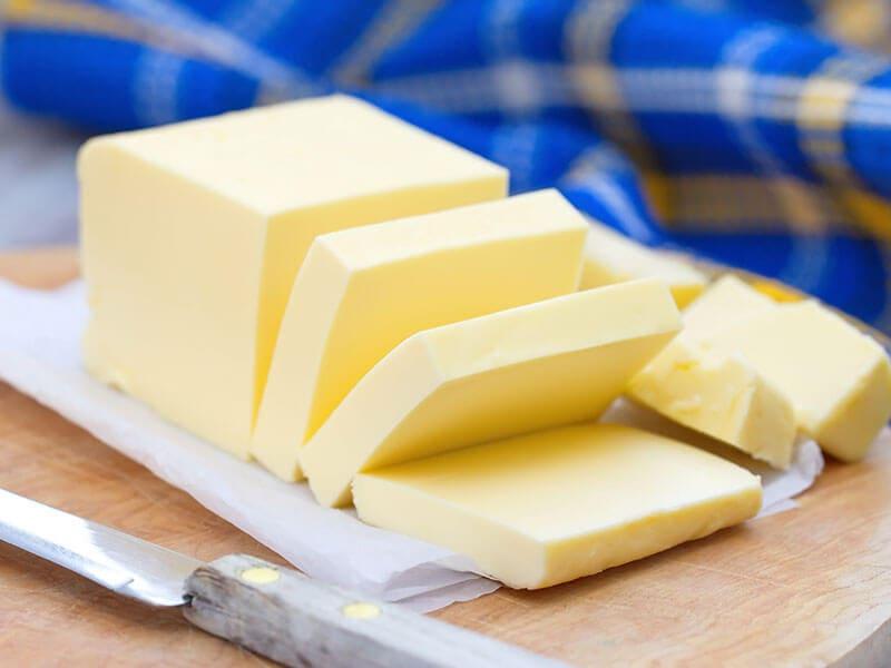 Fresh Sliced Butter