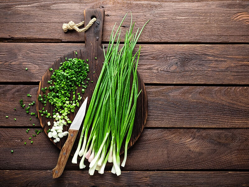 Green Onion Scallion