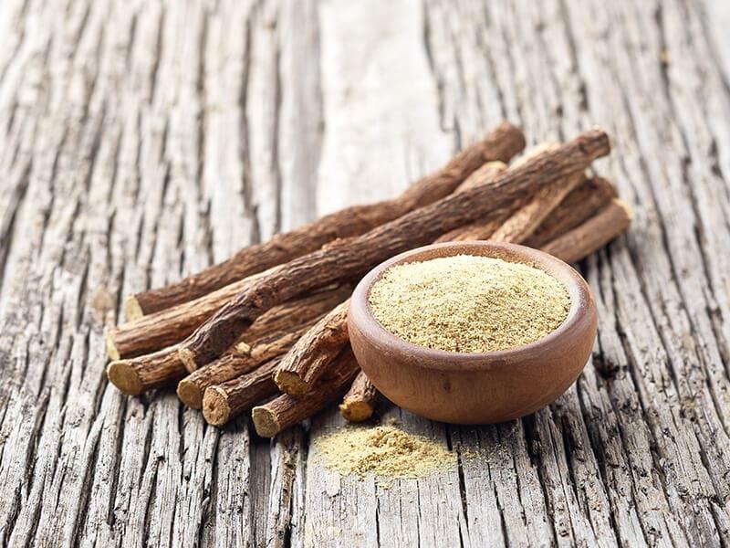 Licorice Dry Root Powder