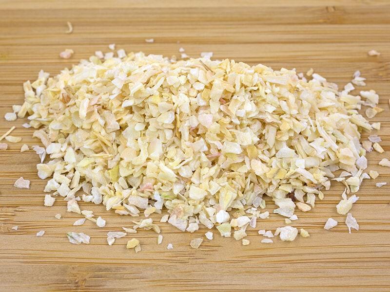 Minced Garlic And Onion