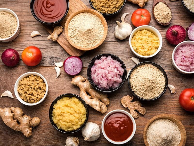 Garlic And Onion Powder