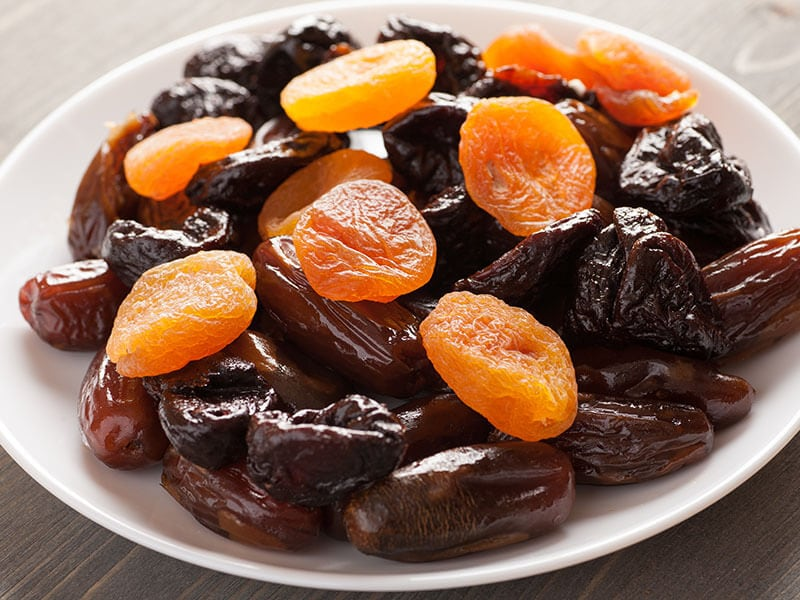 Prunes Dried Apricots