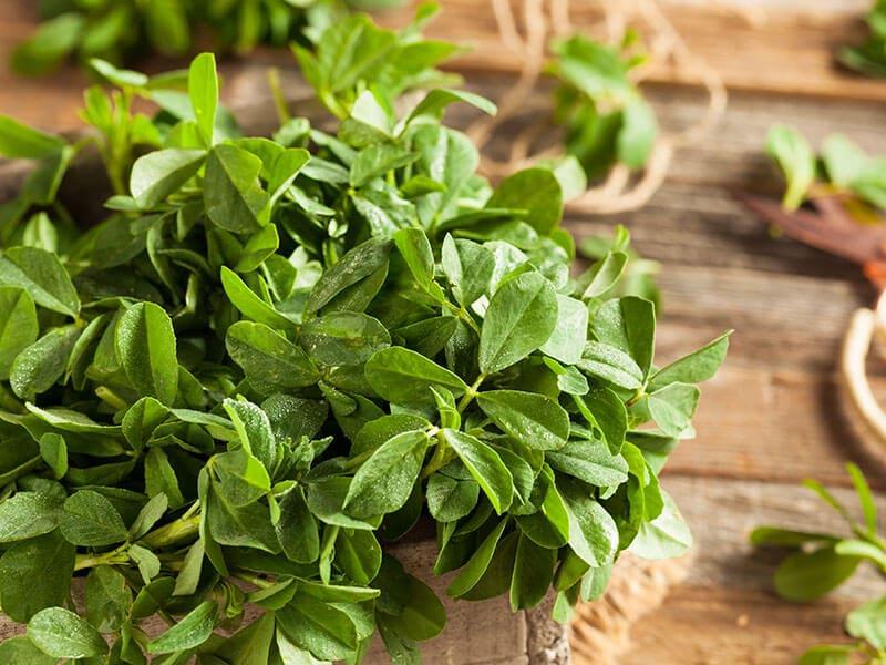 Raw Organic Fenugreek Methi