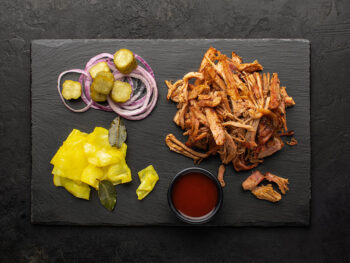 Serve With Pulled Pork