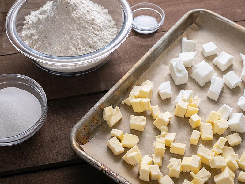 Sheet Butter Shortening